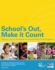 Schools Out Booklet image