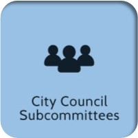 City Council Subcommittees