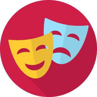 Theater Masks image
