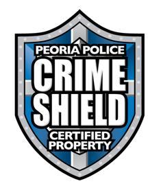 Crime Shield Logo