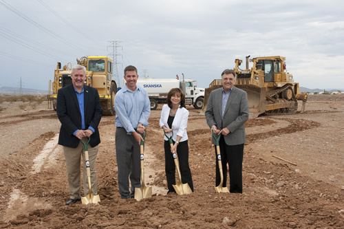 BP-Agua-Fria-Truck-Route-Groundbreaking