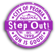 Step Out Logo