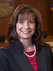 Mayor Cathy Carlat