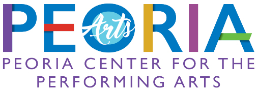 Peoria Center for the Performing Arts Logo