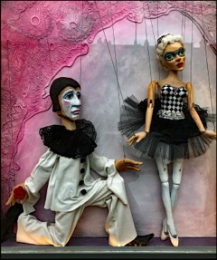 8b Barbara Freedman - Prague Marionettes - photo