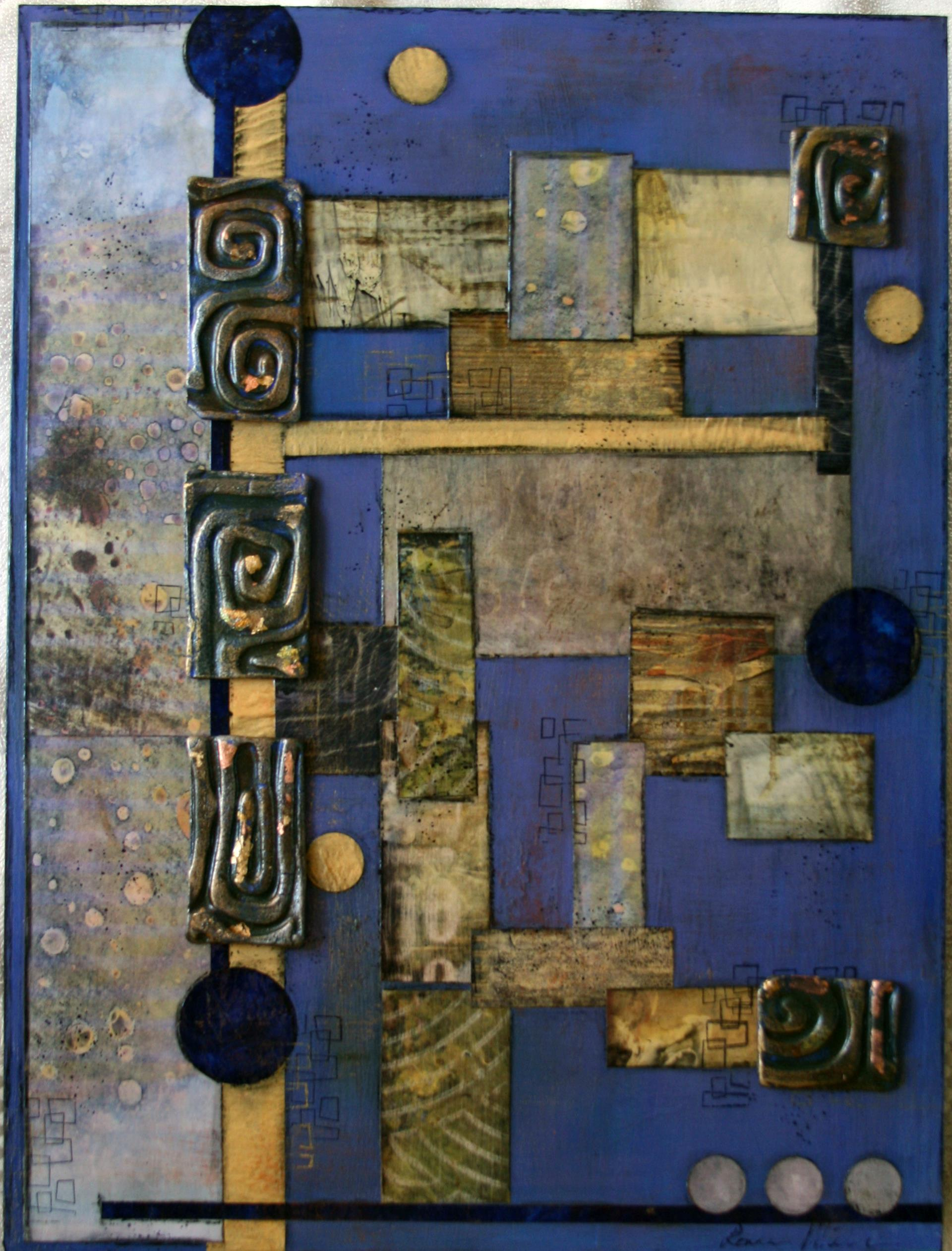 36a Ronda Miller - Beyond Fantasy - mixed media