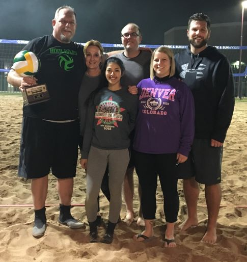 Sand Volleyball, Volleyball, Adult Sports, Champion