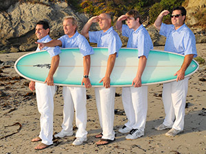 Surfin USA Beach Boys Tribute Band