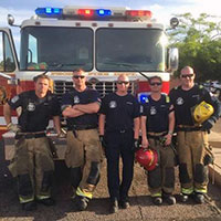 Peoria Fire-Medical Staff