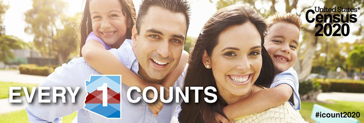 Every 1 Counts - Census 2020