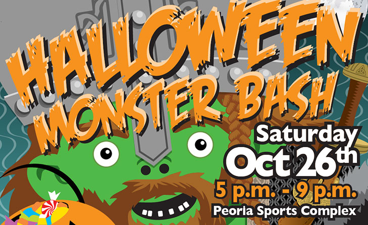 Halloween Monster Bash 2019