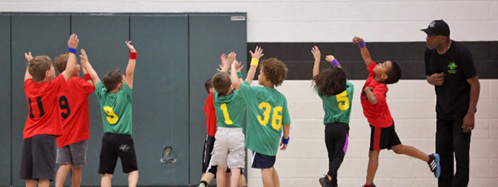 Youth Sports - Basketball
