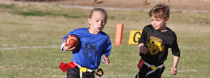 Youth Sports - Football