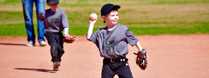 Youth Sports - Tee Ball