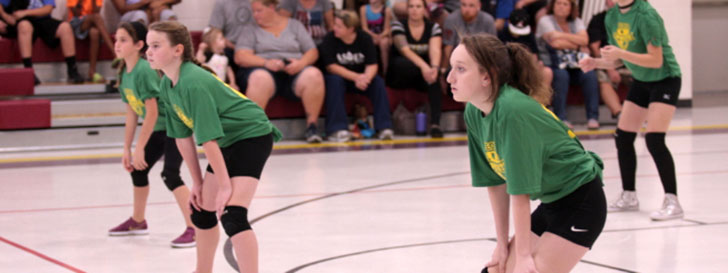 Youth Sports - Volleyball