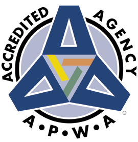 Peoria Public Works is an APWA Accredited Agency